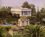 Греция, Афины.