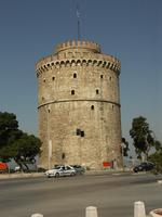 Белая башня.