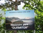 Дурмитор –  национальный парк и гора.