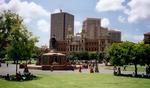 ЮАР, Тсване (претория)