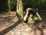 Вьетнам, Тоннели кути