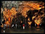 Карстовые пещеры.