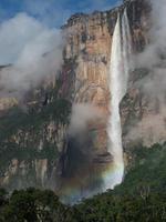 Водопад анхель.