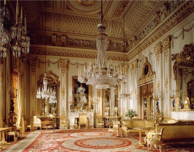 Великобритания букингемский дворец