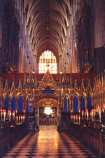 Вестминтстерское аббатство