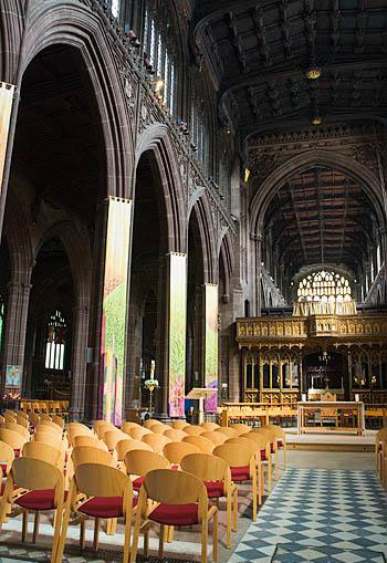 Великобритания кафедральный собор