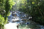 Ямайка, Водопады даннс-ривер