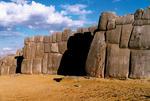 Руины саксайуаман.