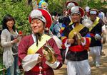 Корейская фольклорная деревня.