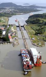 Панамский канал.