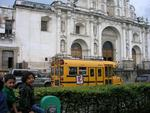 Гватемала, Антигуа
