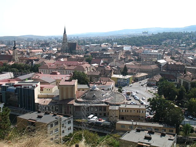 Клуж-напока, Румыния — Туровед