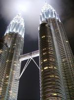 Башни-близнецы петронас
