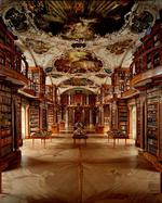 Библиотека аббатства санкт галлена.