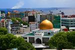 Мальдивы, Исламский центр и мечеть хускуру миский.