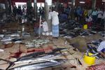 Мальдивы, Рыбный и местный рынки в мале.