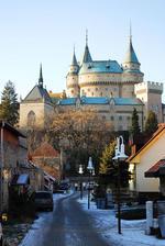 Бойницкий замок.