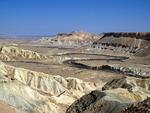 Израиль, Пустыня негев