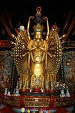 Китай, Храм нефритового будды