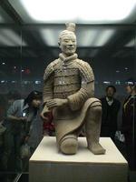 Китай, Бинмаюн — музей терракотового войска цинь шихуана