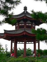 Китай, Большая пагода дикого гуся