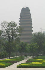 Малая пагода дикого гуся