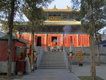 Китай, Монастырь шаолинь
