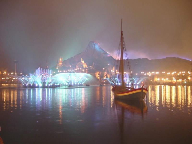 Гонконгский диснейленд фото